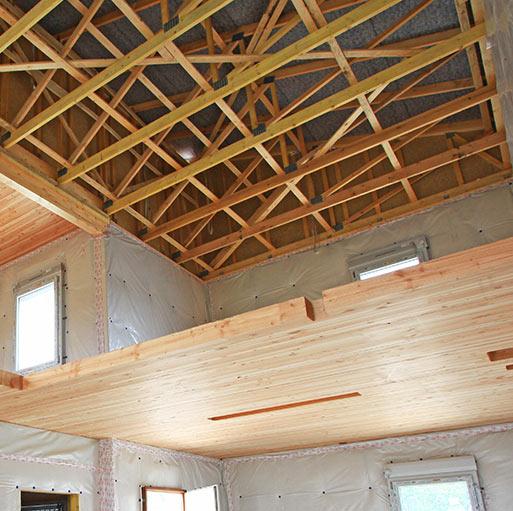 L 39 ossature bois en promotion immobili re for Construction immobiliere