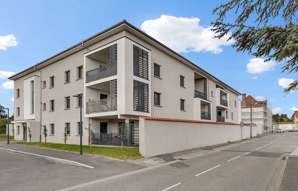 appartement neuf St Laurent de Mure AST Groupe