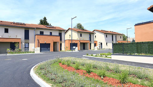 Maisons / appartements Ornex